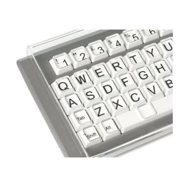 Big Keys - Fingerguide