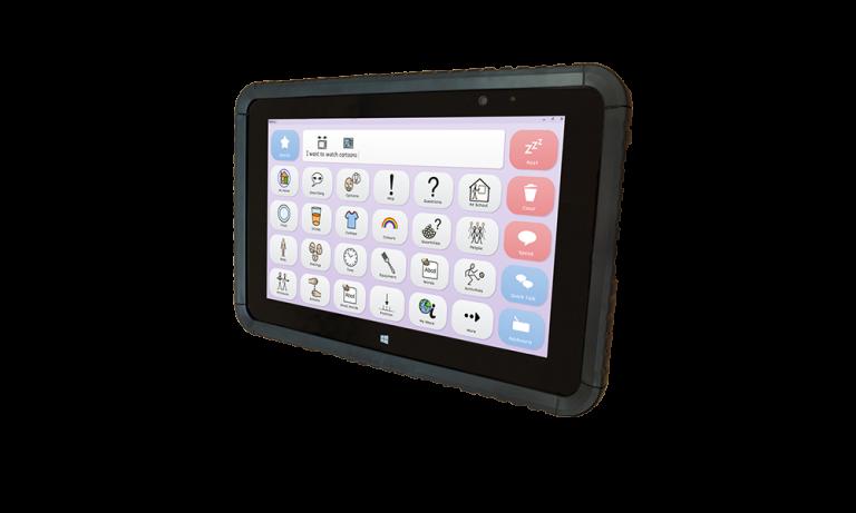 Beskyttelse til Gridpad GO 10