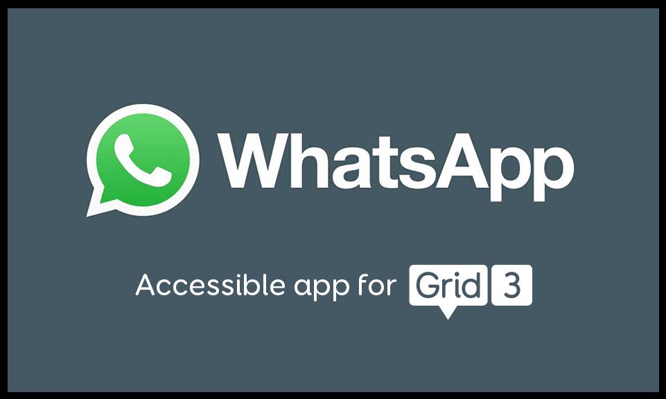 Whatsapp på Grid 3
