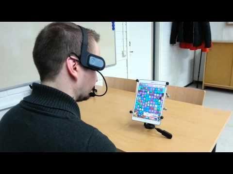 Alternativ betjening for iPad